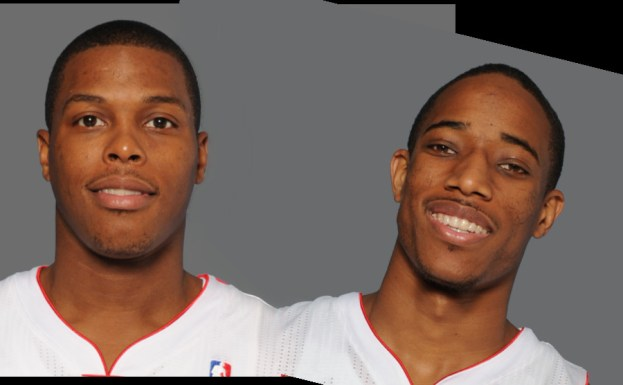TOR Lowry and DeRozan