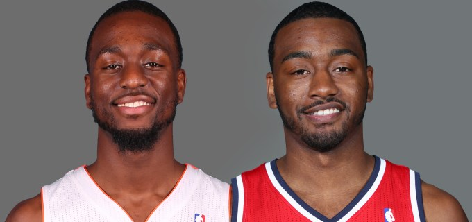 Kemba Walker and John Wall