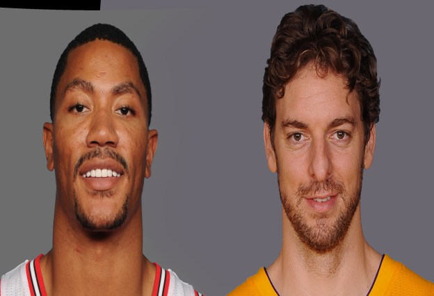 CHI Rose and Gasol