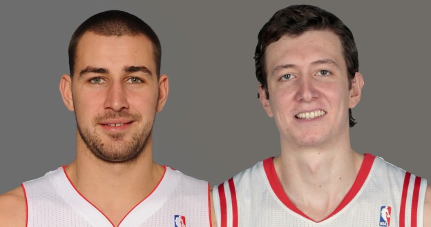 Valanciunas and Asik