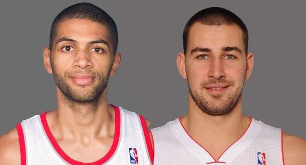 Valanciunas and Batum