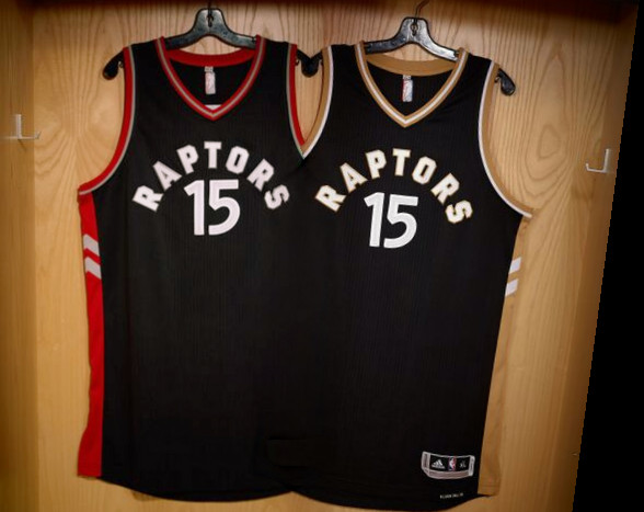 Raptors Play It Safe With New Uniforms