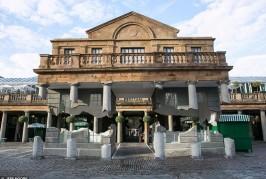 Covent Garden Architectural Illusion