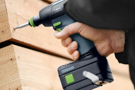 Festool Unplugged Competition