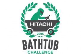 Join the Hitachi Power Tools Bathtub Challenge