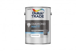 WATCH: Dulux's Diamond Matt in Action