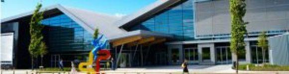 UCD Student Centre Exterior