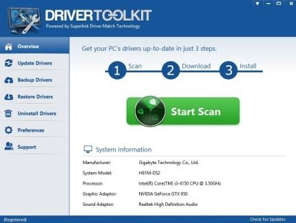 DriverToolkit License key free download
