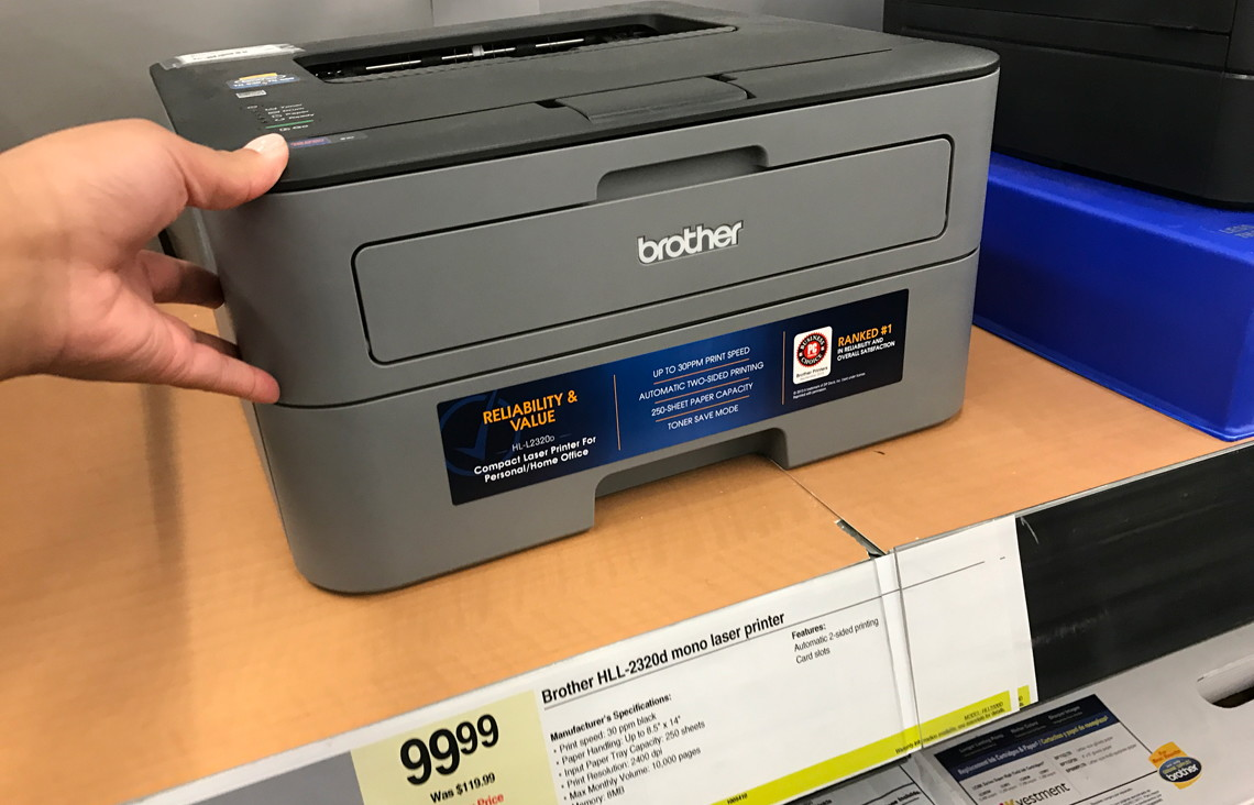 Exciting Bror Monochrome Laser Just At Krazycoupon Lady Bror Monochrome Laser Just At Sam S Club Inkjet Printers Sam S Club Laser Printers dpreview Sams Club Printers