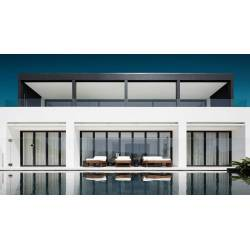 Small Crop Of Justin Biebers House