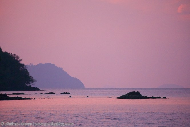 The Mergui Archipelago