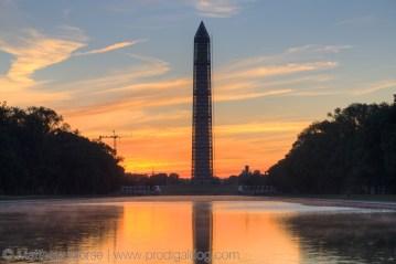 National Mall Sunrise