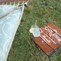 Outdoor Decor ~ Creating an Inviting Space