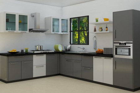 l shaped kitchen 27