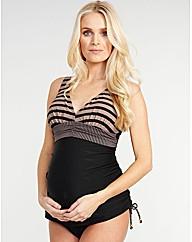 Versaille Maternity Tankini Set