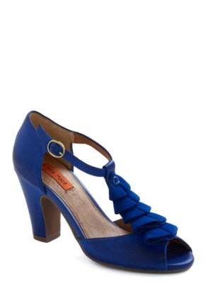 I Adore Blue Heel