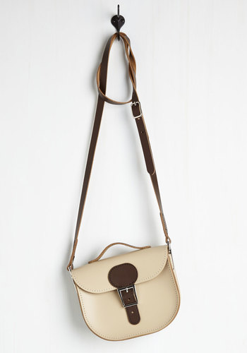 Have Style, Will Travel Bag in Latte