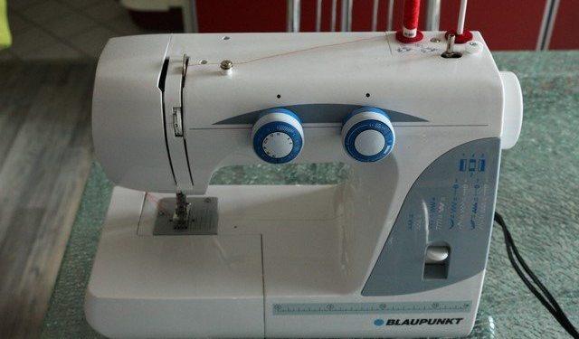 BLAUPUNKT Casual 845 Nähmaschine (2)
