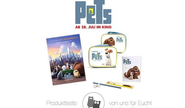 PETS Kinogewinnspiel