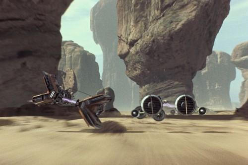 Alias Animation in Star Wars Episode 1