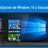 Forzar Actualizacion de Windows 10 y Solucionar Errores
