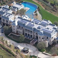 Tom Brady's New $20M, 22,000 sq-ft Mansion - Finished