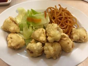 高松鶏天洋食