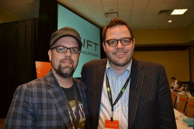 Jay Baer at Social Fresh 5 Social Networking Tips