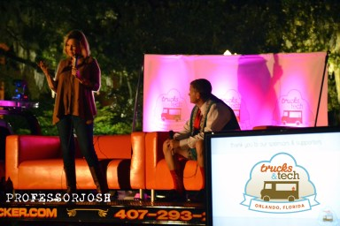 Trucktoberfest on Stage