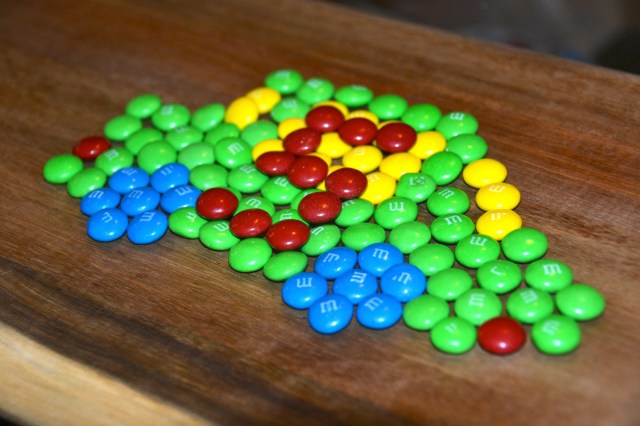 Forza 5  and M&M's Instagram Contest #shop