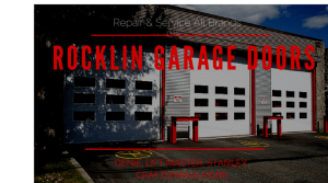 Repair Genie Lift Mast STanley Craftsman Rocklin Garage Doors