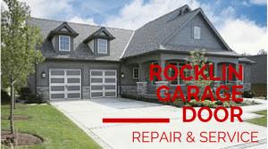 Rocklin Garage Door Repair & Service