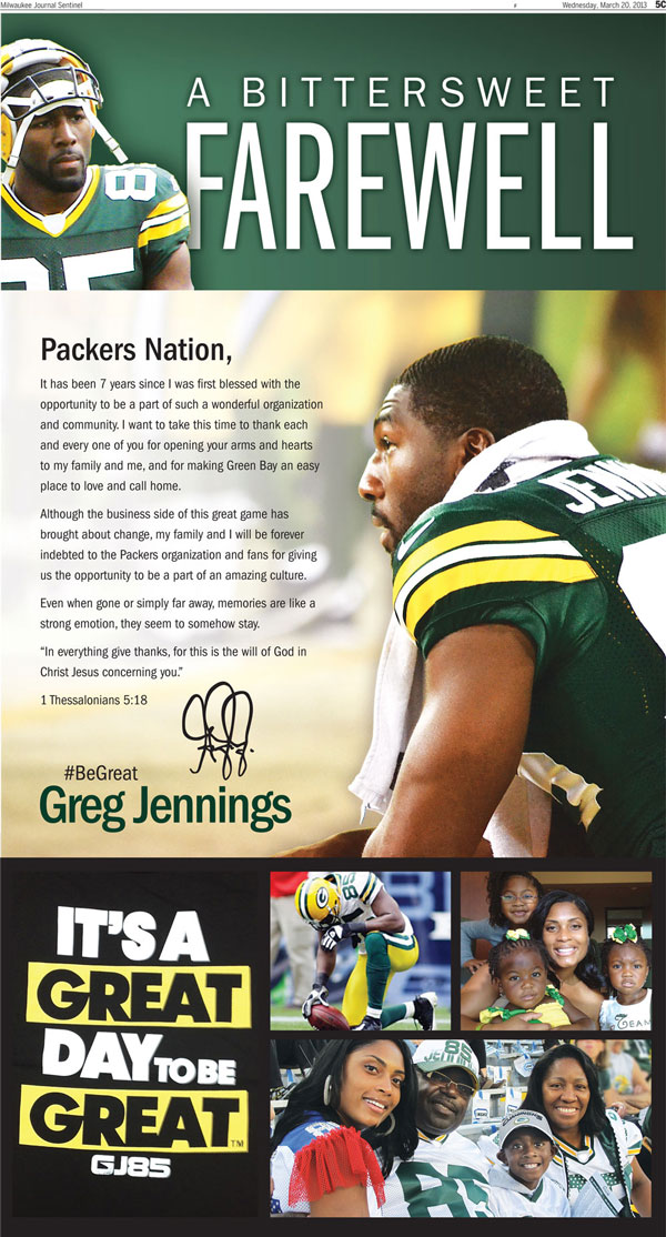 greg jennings ad