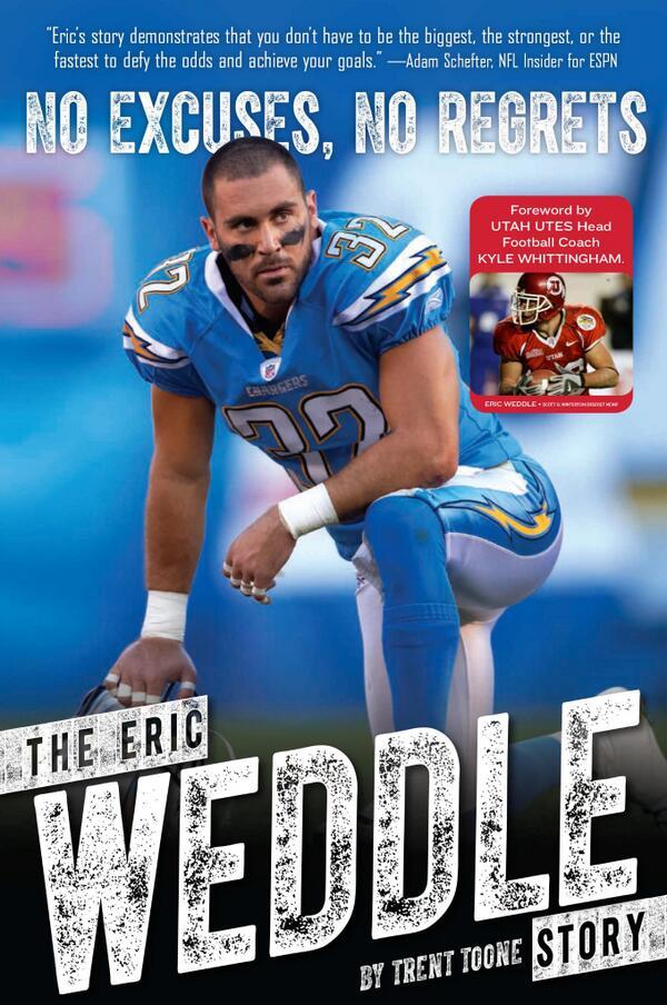 eric weddle book
