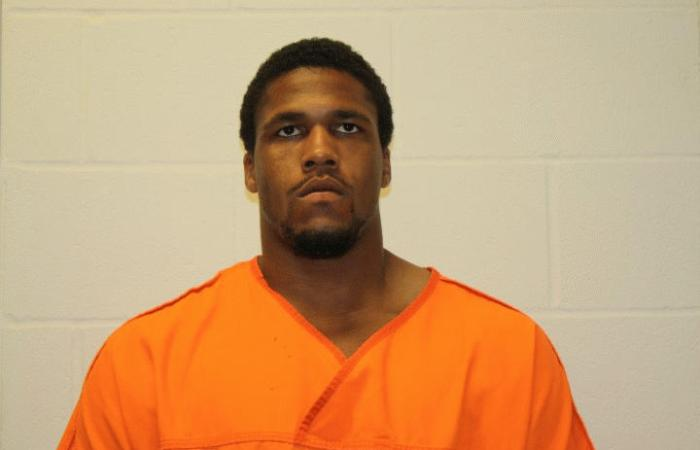 armonty bryant mug shot