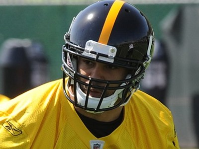 "Lerry Foote says the Steelers are ""pissed"" they missed the playoffs in 2012"
