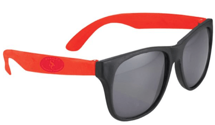summer retro sunglasses