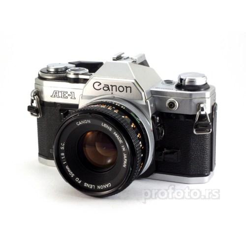 Medium Crop Of Canon Ae 1 Manual