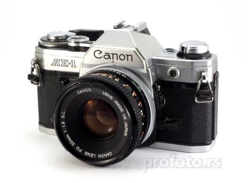 Medium Of Canon Ae 1 Manual