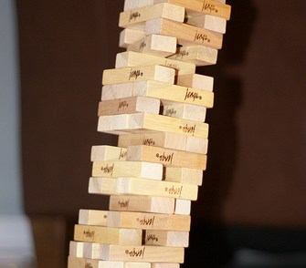 Jenga Driven Development