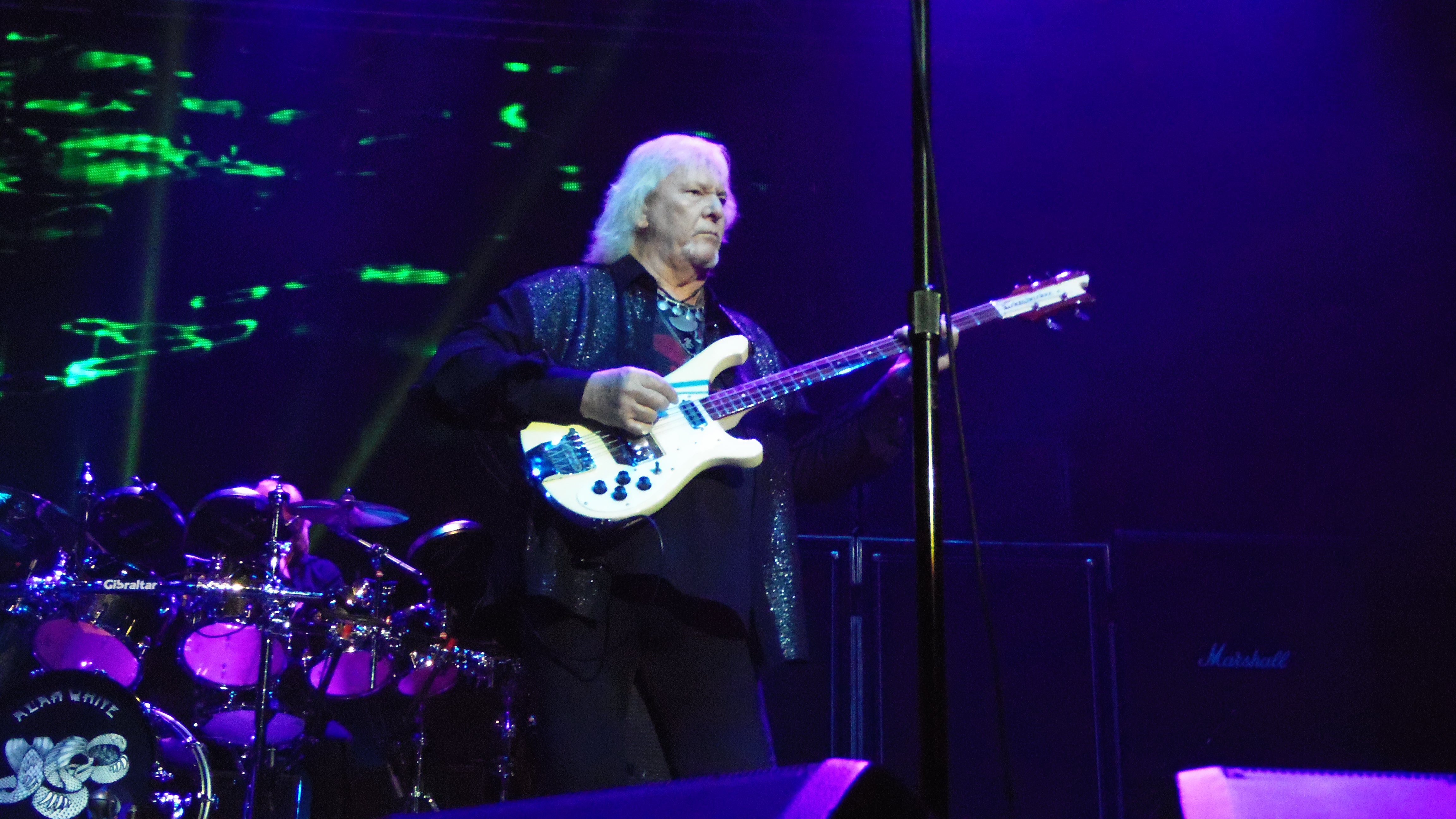 FALLECE CHRIS SQUIRE