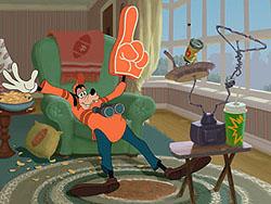 Goofy and TV