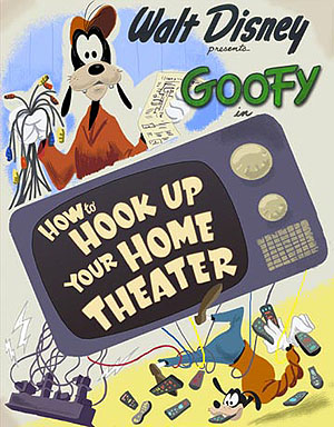 Goofy Poster