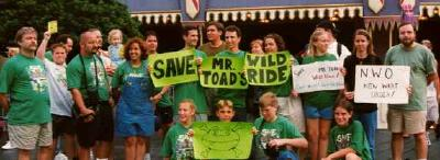 Save Mr. Toad\'s Wild Ride