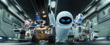 WALL-E and EVE attack