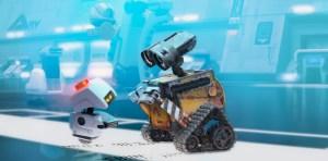 WALL-E and M-O