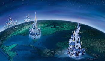 Disney spans the globe