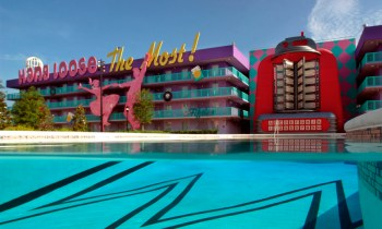 Pop Century Resort 50s pool