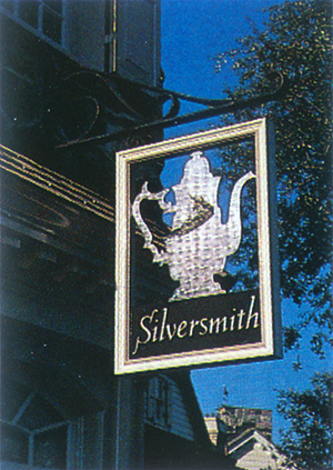 Liberty Square Silversmith, 1984