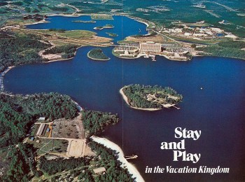 Walt Disney World ad, 1972